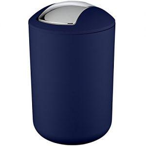Tretmülleimer blau