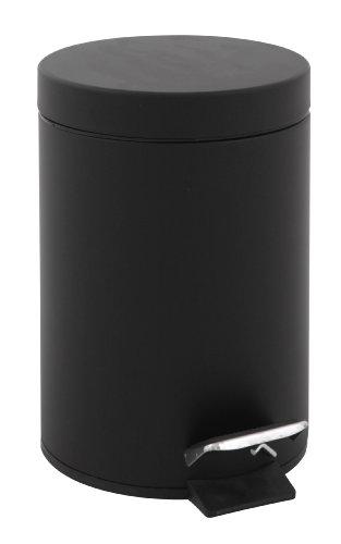 V-Part Tretmülleimer 5 Liter, schwarz